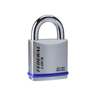 Heavy Duty Commercial Solid Brass Padlock AU720BCRSL