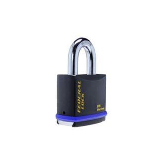 Heavy Duty Commercial Solid Steel Padlock AU720SL