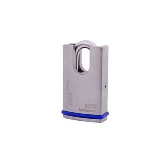 Heavy Duty Stainless Steel Padlocks - Protected