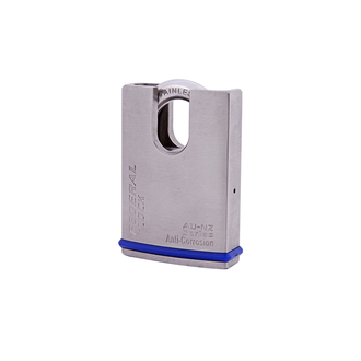 Heavy Duty Commercial Stainless Steel Closed Shackle Padlock AU860P