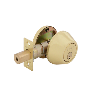 Single Cylinder Deadbolt Lock