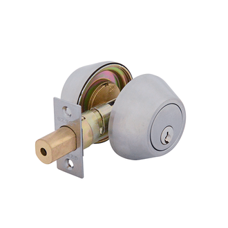 Double Cylinder Deadbolt Lock