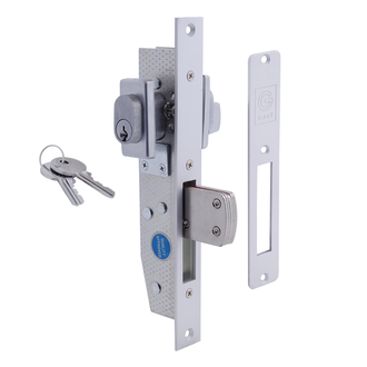 Commercial Long Bolt Mortice Lock - Single Cylinder