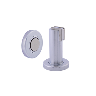 Wall Mounted Magnetic Doorstop 85mm