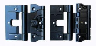 Hinge - Altherm & Vantage 100mm Tim Door Blk