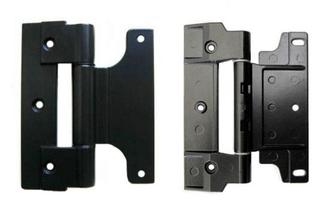 Hinges - Fairview Mk11 Aluminium door - Black