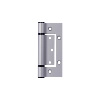 Quick Fix Heavy Duty Commercial Door Hinge - Silver