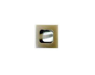 FInger Flush Pull Square 26mm 304