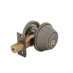 Light Commercial Single Cylinder Deadbolt