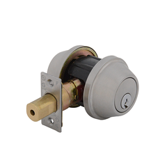 Heavy Commercial Double Cylinder Deadbolt