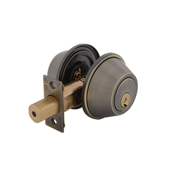 Light Commercial Double Cylinder Deadbolt