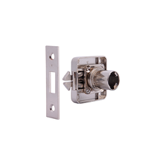 Sliding Door Lock Housing Spring Action
