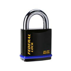 Heavy Duty Commercial Solid Steel Padlock AU740SL