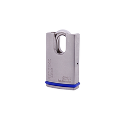 Heavy Duty Commercial Stainless Steel Padlock Closed Shackle AU850P