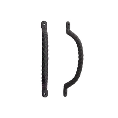 Cast Iron Twist Barn Door Handles