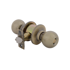 Bala Entrance Knobset - Single Cylinder