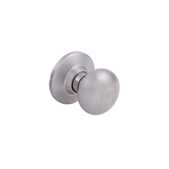 Olympus Knobset Dummy Knob Satin Stainless Steel
