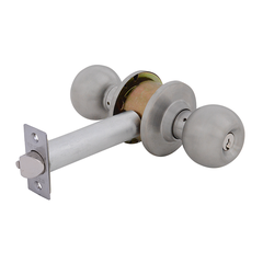 Bala Entrance Knobset - Double Cylinder 127mm