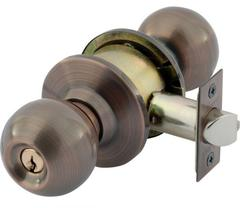 Bala Knobset Double Keyed Entrance Lock