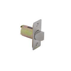 70mm  Fixed Backset Fire Rated Spring Latch Stainless Steel