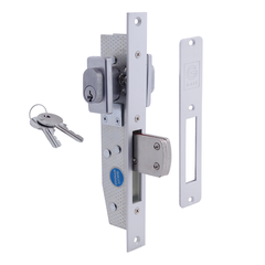 Commercial Long Bolt Mortice Lock - Double Cylinder