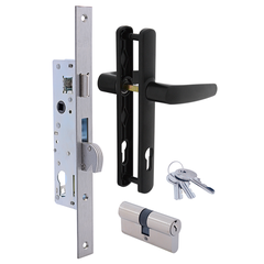 Long Bolt Mortice Lock - Double Cylinder