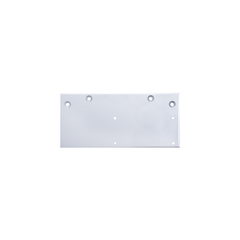 Drop Mounting Plate 525 (For narrow top railed doors)