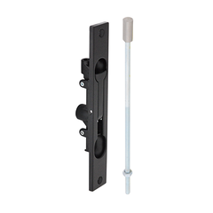 Surface Mounted Flush Bolt with Straight 300mm Rod