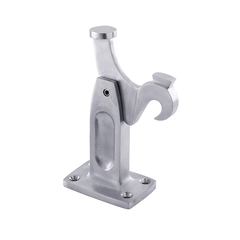 Heavy Duty Floor Mounted Door Stop 100MM