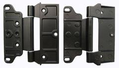 Hinge - Fairview 105mm Alu Door Blk