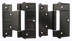 Hinge - Fairview 105mm Tim Door Blk