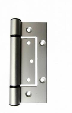 Hinge - 110mm Quick Fix - Heavy Duty - Silver