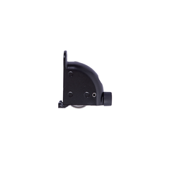 External Adjustable Carriage and Wheel - Nylon, 25kg
