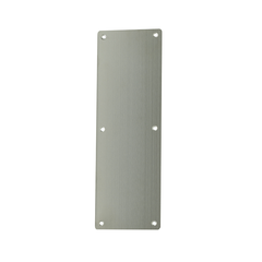 Push Plate - Blank & No Handle