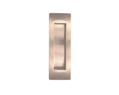 Flush Pull Rectangle Concealed Fix 304
