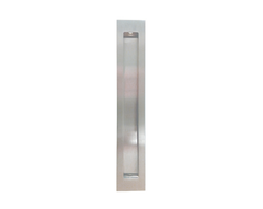 Flush Pull Rectangle Concealed Fix 10pk 304