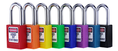 Safety Plastic Padlock Series R3V