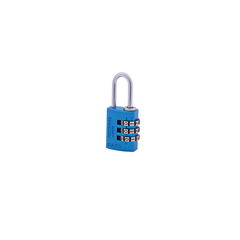 Resettable Aluminium Combination Padlock RA20