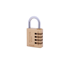 Resettable Brass Combination Padlocks