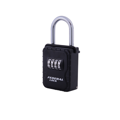 Combination Key Box Small with Shackle
