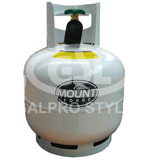QCC LPG Gas Cylinder 4kg