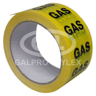 Warning Tape - GAS