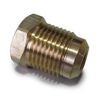 "US Flare 3/8"" to 1/4"" F Adaptor"