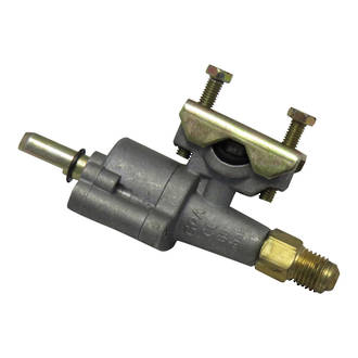Burner Valve (8mm Stem, No Jet)
