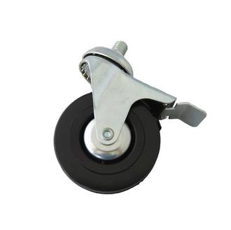 Castor Wheel with brake (75mm x 20mm)