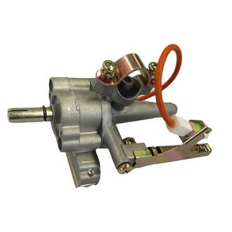 BBQ Burner Valve (8mm Stem, 0.95 Jet)