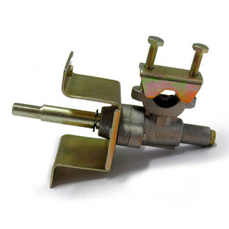 Burner Valve (6mm Stem, 0.84 Jet)