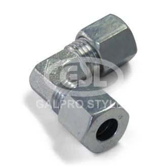 Steel Union Elbow