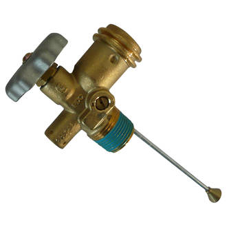 QCC1 Cylinder Valve - Low Profile