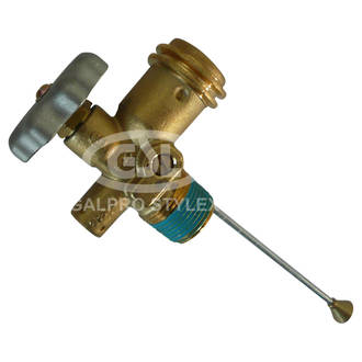 QCC1 Cylinder Valve - Low Profile